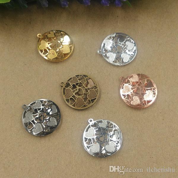 Pineapple Charm//Pendant Tibetan Antique Gold 20mm  15 Charms Accessory Jewellery