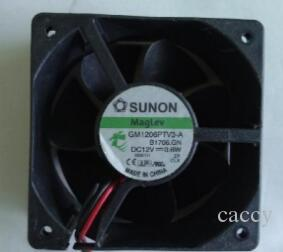 SUNON 6025 GM1206PTV3-A 12V 0.6W Koelventilator