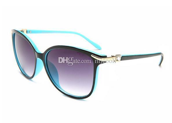 Gute Qualität Sonnenbrille TF4061 ultra-leichte Mode Frauen Modelle klassische Sonnenbrille