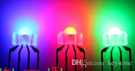 ODM 200pcs 확산 3MM RGB LED 다이오드 키보드 일반적인 양극에 대 한