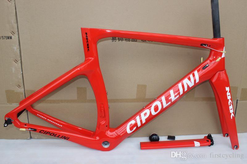 cipollini NK1K الكربون إطار الدراجة سباق الدراجات الإطار الكربون الطريق الإطار t1000 الدراجة كادر فيلو حرية الملاحة