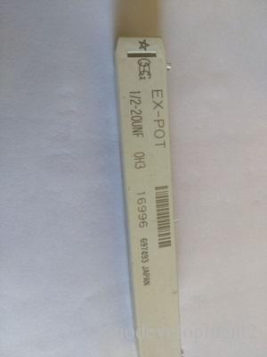1PC OSG GEWINDEBÄNDER EX-POT 1-2-20UNF 16996