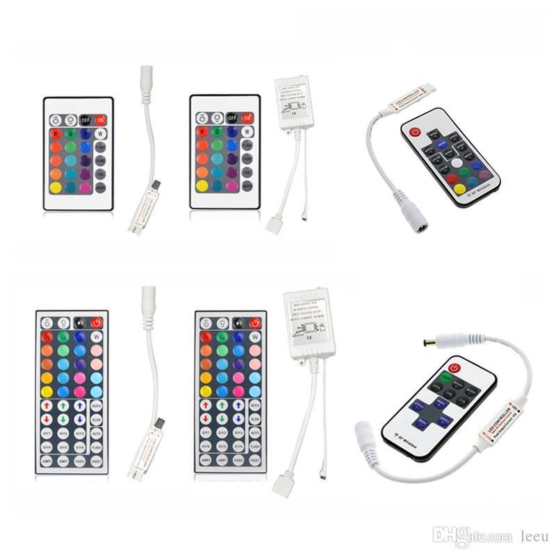 Dimmer LED Strip Light Accessoires Adaptador de Fonte de Alimentação 12 V 3A / 5A Iluminação Transformador RGB Controlador Conector para 3528 5630