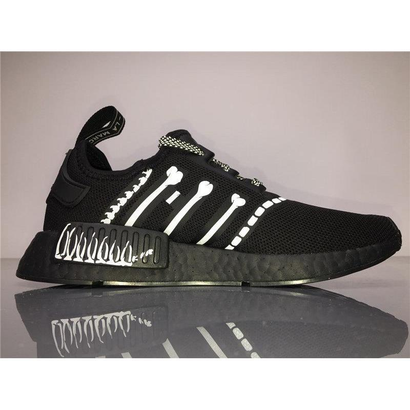 2020 2017 Originals Nmd Shoes 3m Mmj X Nmd Top Real Boost Ba7255 Running Shoes Men Women Sport Sneakers Black Bone Cosignatories From Sunnyxia 82 87 Dhgate Com