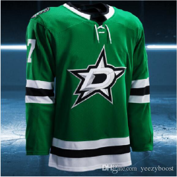 2021 2017 2018 Season Dallas Stars Jersey 25 Brett Ritchie 2 Dan ...