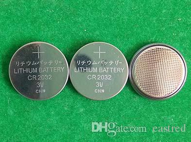 AG3 LR41 quecksilberfrei 1.5V Knopfzellen-Batterien, 3V Lithium-Knopfzelle CR2032 CR2016 CR2430 CR1620