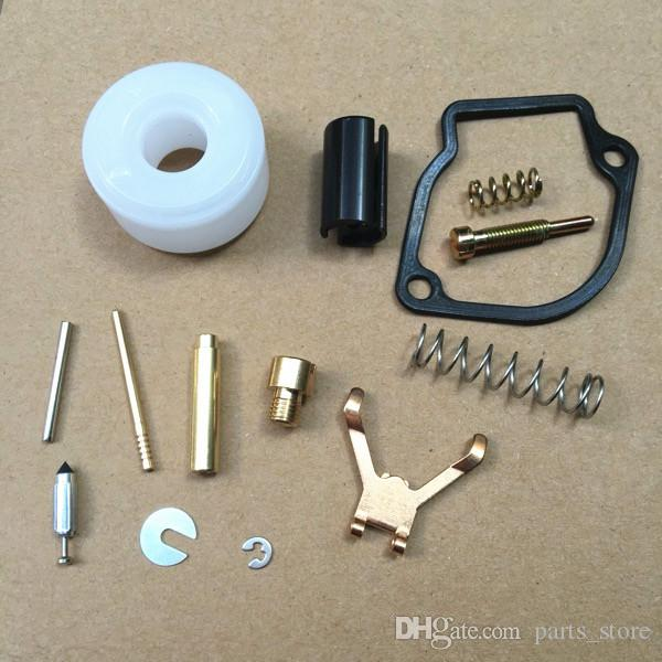 Carburetor repair kit for Kawasaki TD33 TD40 TD43 TD48 CG400 free shipping brush cutter carb weedeater blower Carburetor rebuild kit