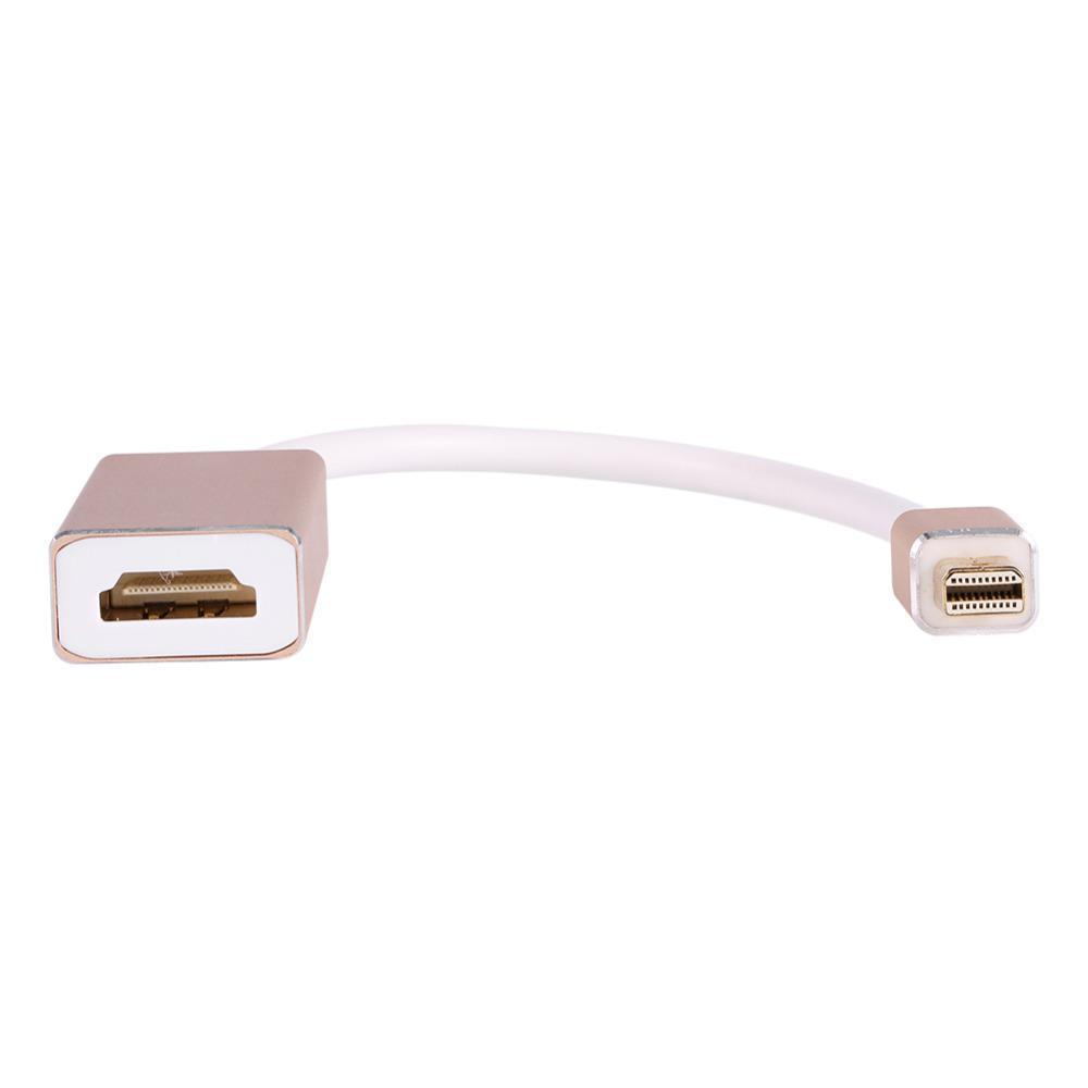 4K 미니 디스플레이 포트 Freeshipping HDMI 케이블 어댑터 HDTV 아이폰에 대한 Macbook