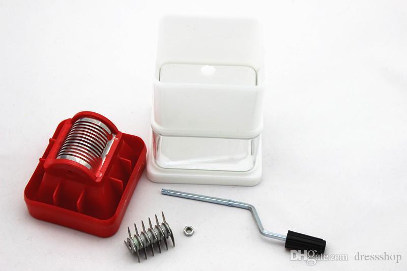 Multifunctionele Shredder Huishoudelijke Handleiding Vulmachine voor Keuken Voedsel Mixer Roer Gehakte Groenten Handmatige vleesmolen