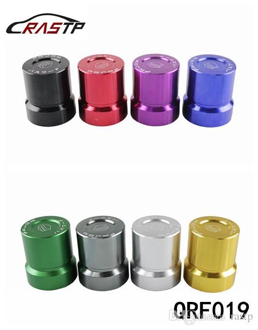 RASTP-JDM VTEC Magnet-Abdeckung für Honda B-Serie, D-Serie und H-Serie VTEC Motor Magnetventilabdeckung LS-QRF019