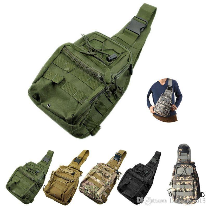 Épaule militaire de plein air Tactical Femmes Sac à dos pour hommes Sac à dos Sport Camping Sac de voyage Sac d'escalade B14