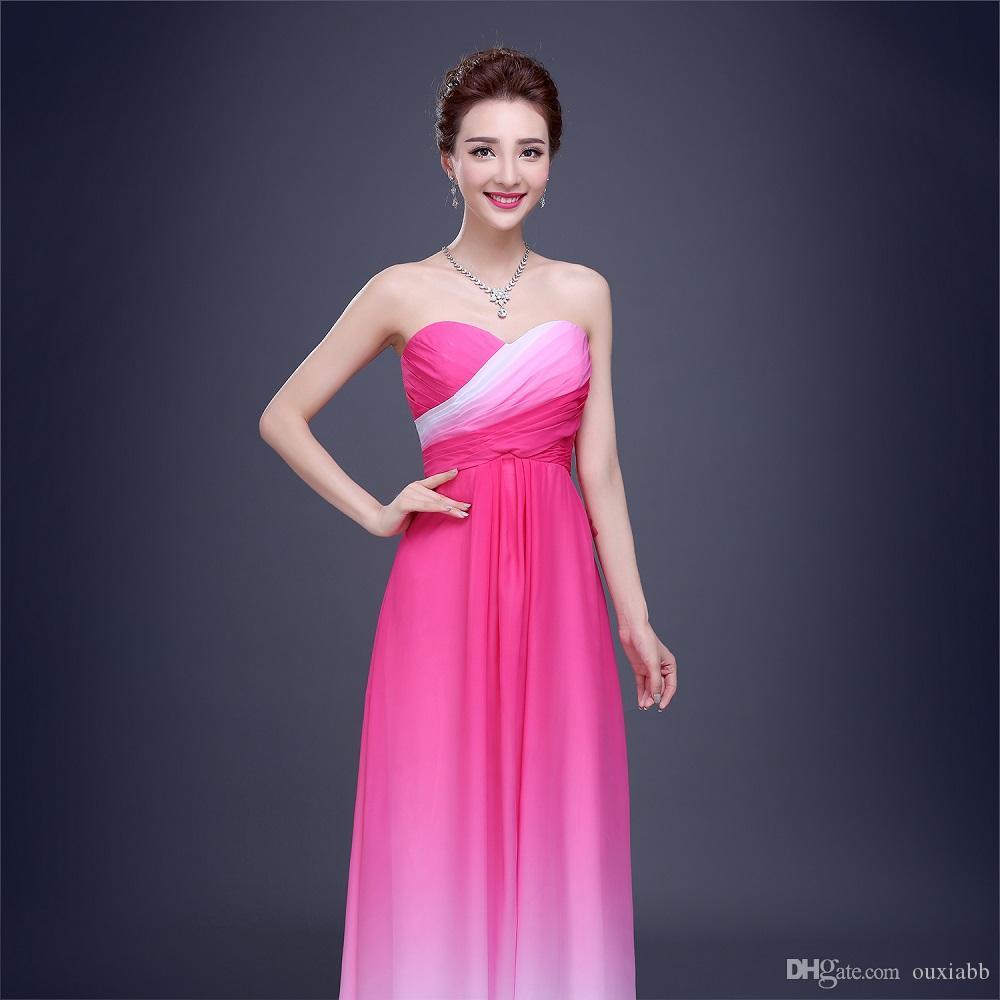Increíble Vestidos De Conductos Cinta Prom Ornamento - Vestido de ...