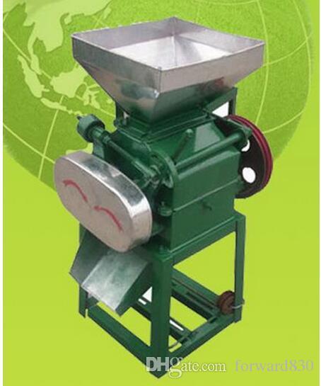 Nueva máquina del aplanamiento de trigo, soja prensa de planchar Trituradora de frijoles, Grinder