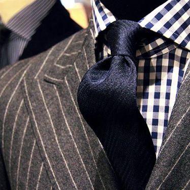 2016 Dernière Manteau Pant Design Glen Check / Craie Rayures Hommes Veste Groom 's Porter Des Costumes De Mariage Pour Hommes Blazer Masculino Plus La Taille