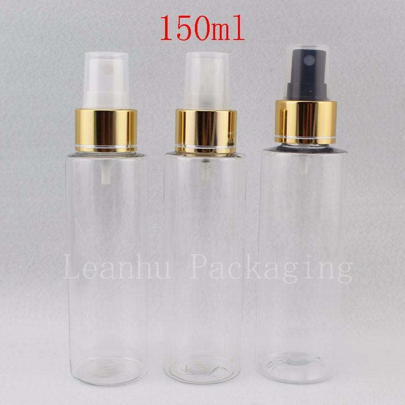 150ml-clear-bottle-with-gold-spray