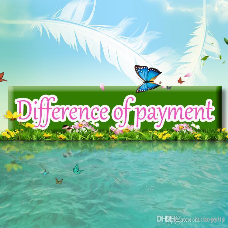 Zahlungsdifferenz