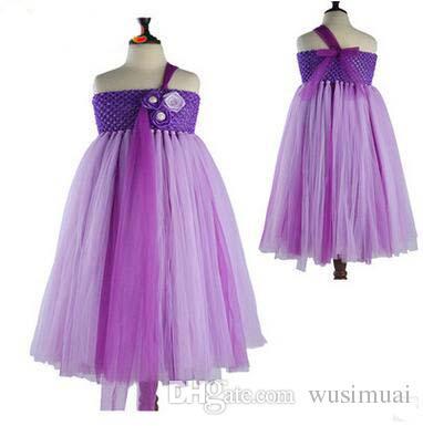 Elegent Tek Omuz Elbiseler Mor Romantik Resmi Elbise Kız Dantel Gelinlik Kaliteli Güzel Uzun Etek Prenses Etek
