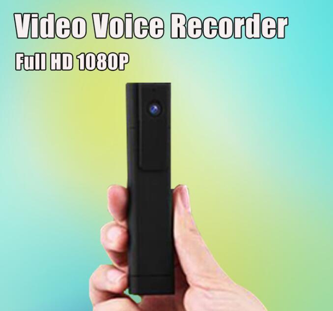 T190-Stiftkamera Digitale Mini-Videokamera Full HD 1080P H.264-Kamera arbeitet während des Ladens des Mini-DV-Camcorders Sprachaufzeichnungsgerät