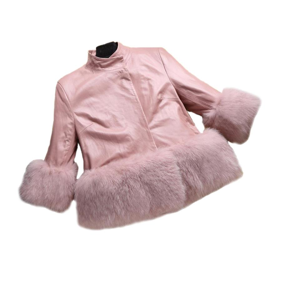 Girls Baby Kids Thick Winter Jackets Warm Faux Fur Overcoat Outwear Parka Coats