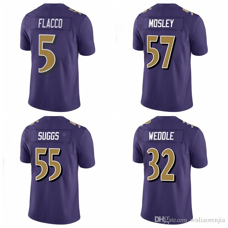 mosley color rush jersey