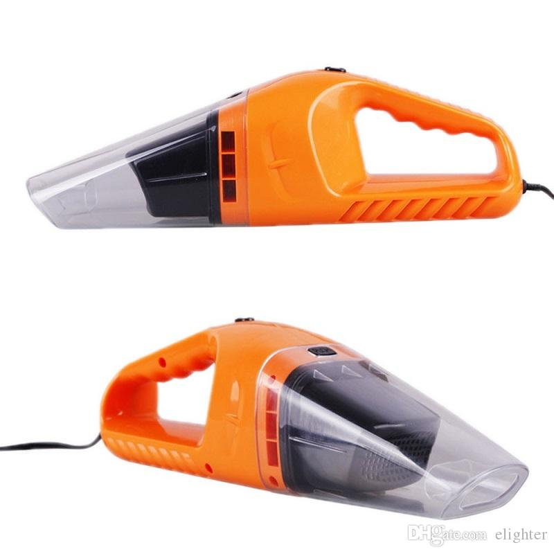 Portable Vacuum Cleaner for car drawer house 12V DC Cable Length 5M 120W Motor Multi-brush head