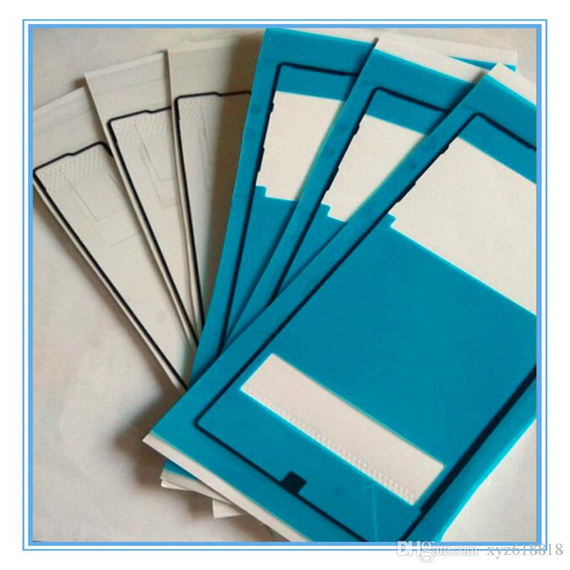 1000PCS LCD Front Frame+Back Back Battery Dorr Cover Adhesive Glue Tape Stickers for Sony Z Z1 Z2 Z3 Z4 Z5 Z5 mini M2 M4 DHL Free Shipping