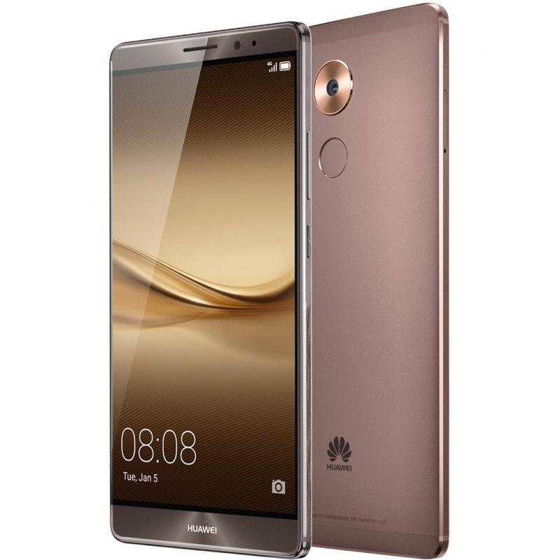 "Original Huawei Mate 8 4G LTE Cell Phone 4GB RAM 64GB 128GB ROM Kirin 950 Octa Core Android 6.0"" 16.0MP Fingerprint ID Smart Mobile Phone"