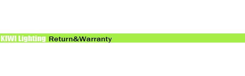 return warranty