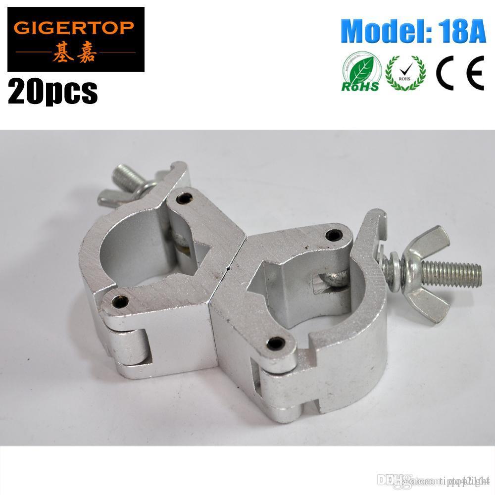 TIPTOP 18A 20er-Pack Elation Pro Lighting Elation Pro Schwenkspanner Schwenkspanner Doppel-O-Spanner 360-Grad-Drehung zusammenbauen