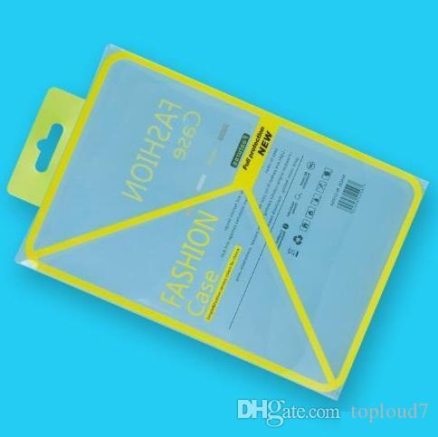 Contenitore in plastica PVC vuoto Contenitore interno in blister per 7,9 iPad mini 1 2 3 4 Custodia in pelle PU
