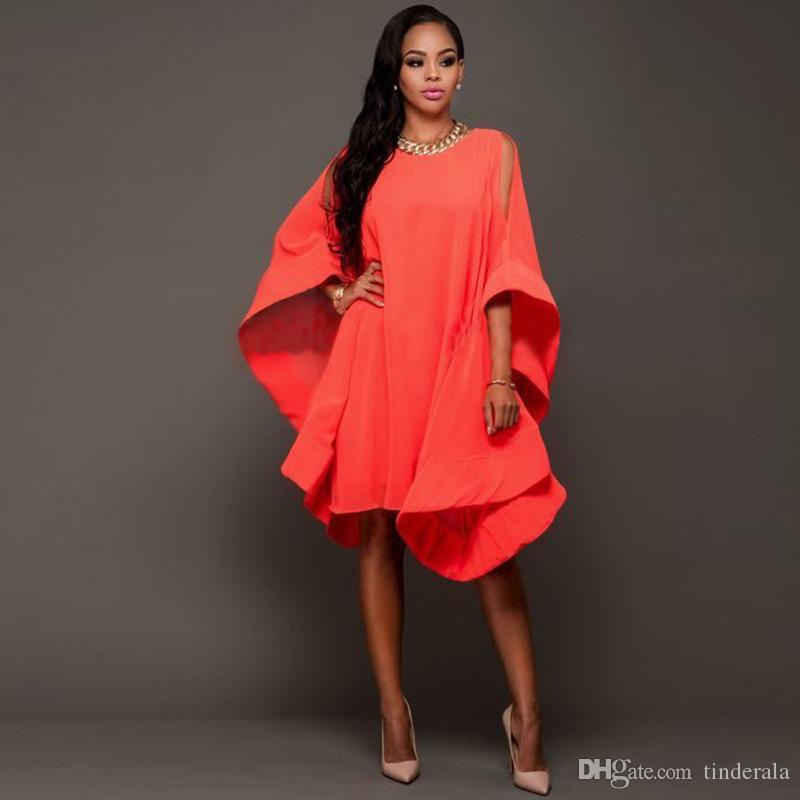 2019 Women Long Sleeve Wedding Guest Dress For Wedding Special Orange  Occasion Guest Dress Cheap Hot Selling Prom Dresses Plus Size Dresses From  ...