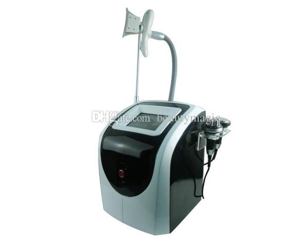 Corpo legal portátil esculpindo coolsculption gordura congelando a máquina de emagrecimento de forma de crio com cavitação RF para corpo emagrecimento gordura da barriga reduza