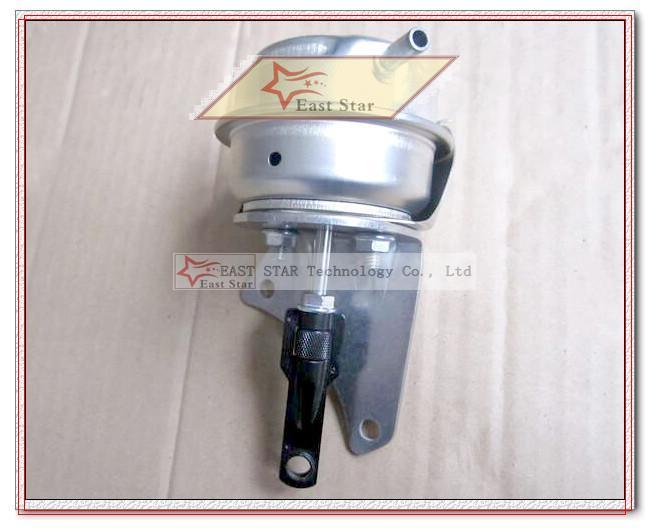 Turbo Wastegate Actuator GT2052V 434855-0001 454135-5009S 454135-5010S Turbocompresor para AUDI A4 A6 A8 Excelente AFB AKN 2.5L 150HP