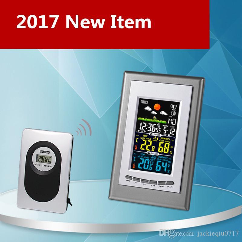 vente en gros Écran lcd numérique réveil numérique horloge