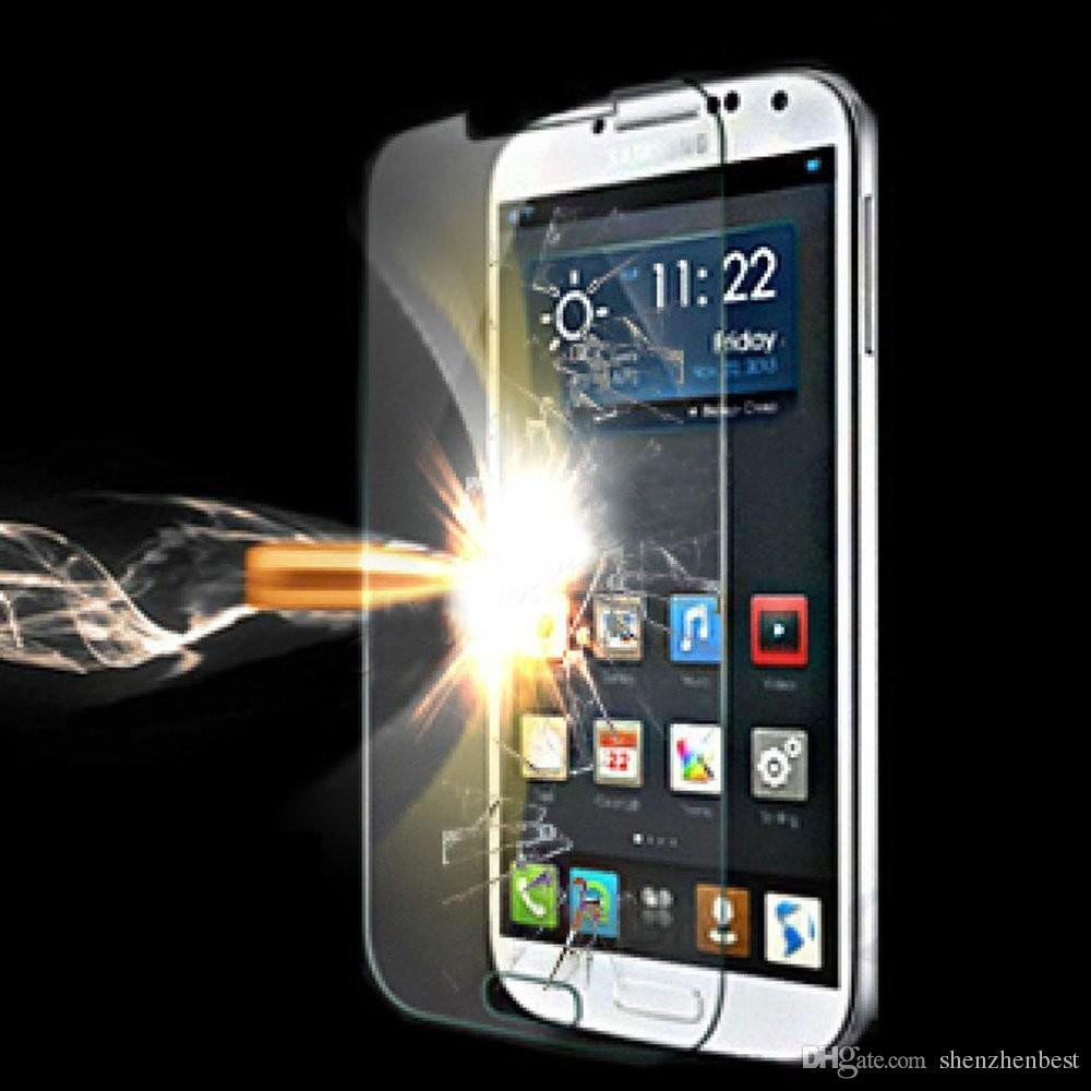20 pcs / lot Nouveau 0.3mm 2.5D 9H Protecteur D'écran En Verre Trempé Protecteur Anti-éclats Pour Samsung Grand Prime G5308W / G5309W Rapide Livraison Gratuite