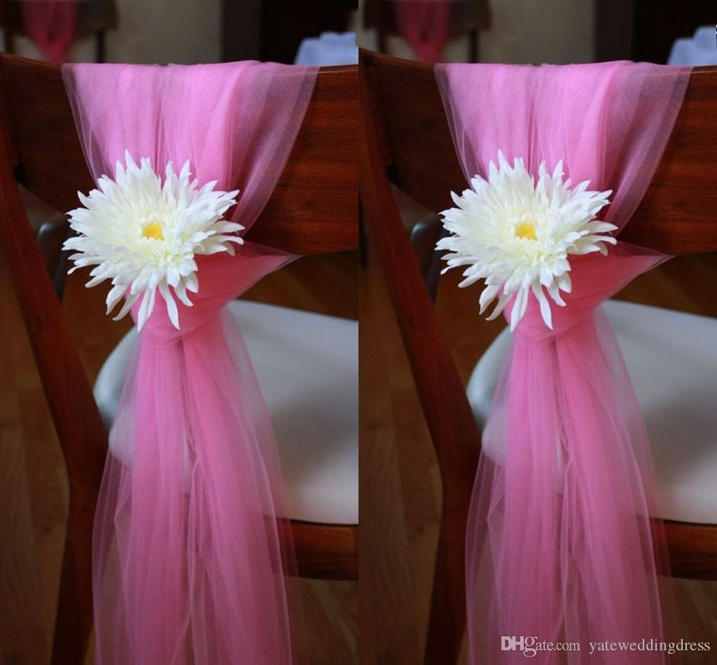 Tremendous 2019 Latest 2017 Chair Sash For Weddings Tulle Simple Chair Covers Wedding Decorations Custom Made Factory Sale For Formal Party From Andrewgaddart Wooden Chair Designs For Living Room Andrewgaddartcom