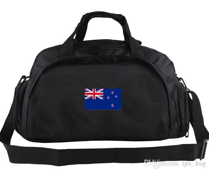 Новая Зеландия вещевой мешок классическая команда тотализатор унисекс рюкзак футбольный багаж спорт плечо вещевой открытый слинг пакет
