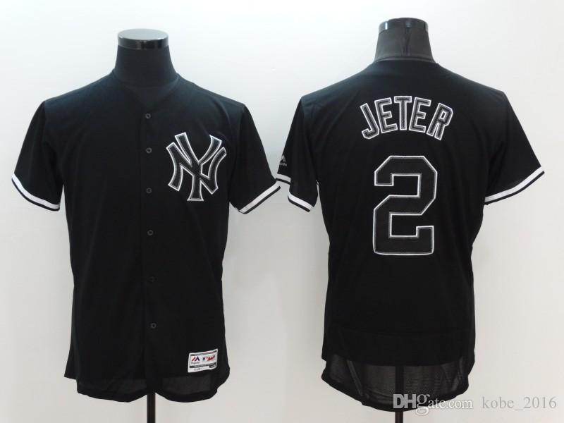 ff7dcf787 Derek Jeter Yankees Retirement Patch Home Jersey HOT New York 2 Derek Jeter  Gray With GMS The Boss Patch .