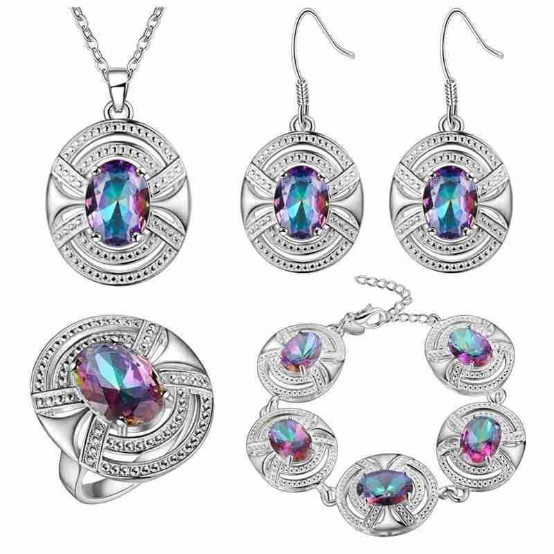 Gioielli in argento spessi velocità di vendita attraverso l'esplosione degli Stati Uniti e degli Stati Uniti e gioielli del commercio estero w