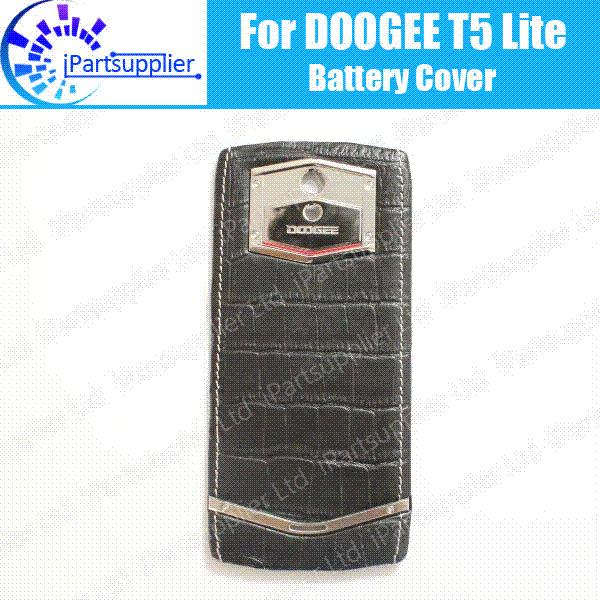 DOOGEE T5 Lite Battery Cover Replacement 100% Original New Durable Back Case Mobile Phone Accessory for DOOGEE T5 Lite