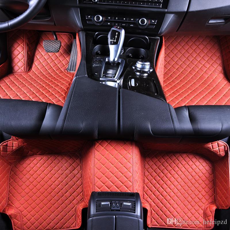 2020 Custom Car Floor Mats For Opel All Models Astra H J G Mokka