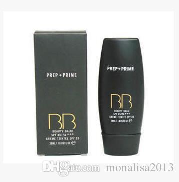 Factory Direct DHL Free Shipping New Makeup Face Prep+Prime BB Beauty Balm Spf 35/PA+++!30ml