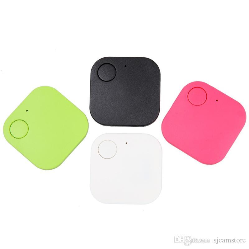 Nut Mini Smart Finder Bluetooth Tag GPS Tracker Key Wallet Kids Pet Dog Cat Child Bag Phone Locator Anti Lost Alarm Sensor Opp Bag