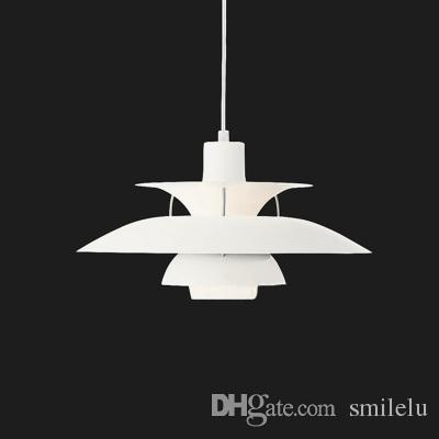 Nordic Danish designer creative personality simple modern restaurant bar cafe PH5 chandelier