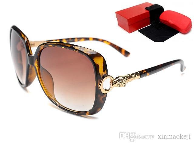 Herren Rote Sonnenbrille Großhandel-Retro Millionär Branddesigner Gläser für Mode Schutz Sun Frauen UV Vintage Sonnenbrille Sppou