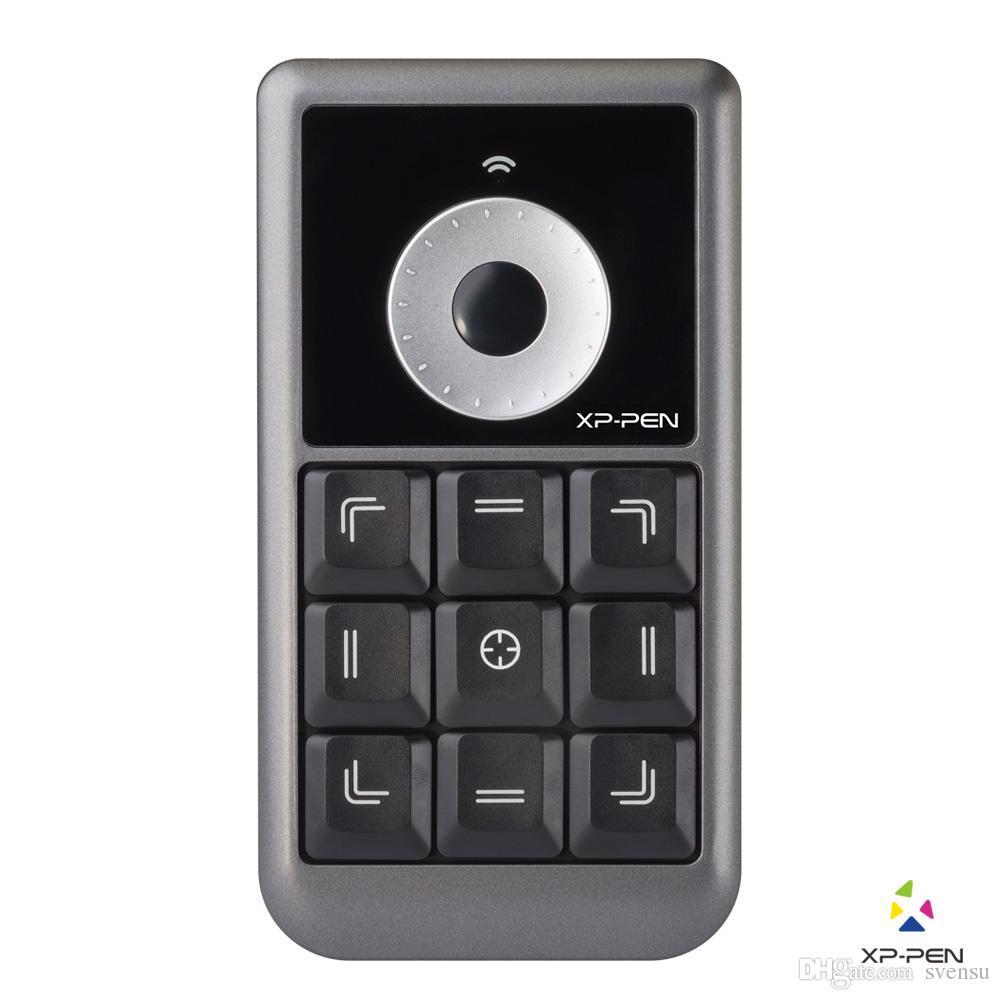 XP-Pen AC19 ярлык дистанционного Экспресс-клавиш клавиатуры для рисования дисплея и рисования планшета