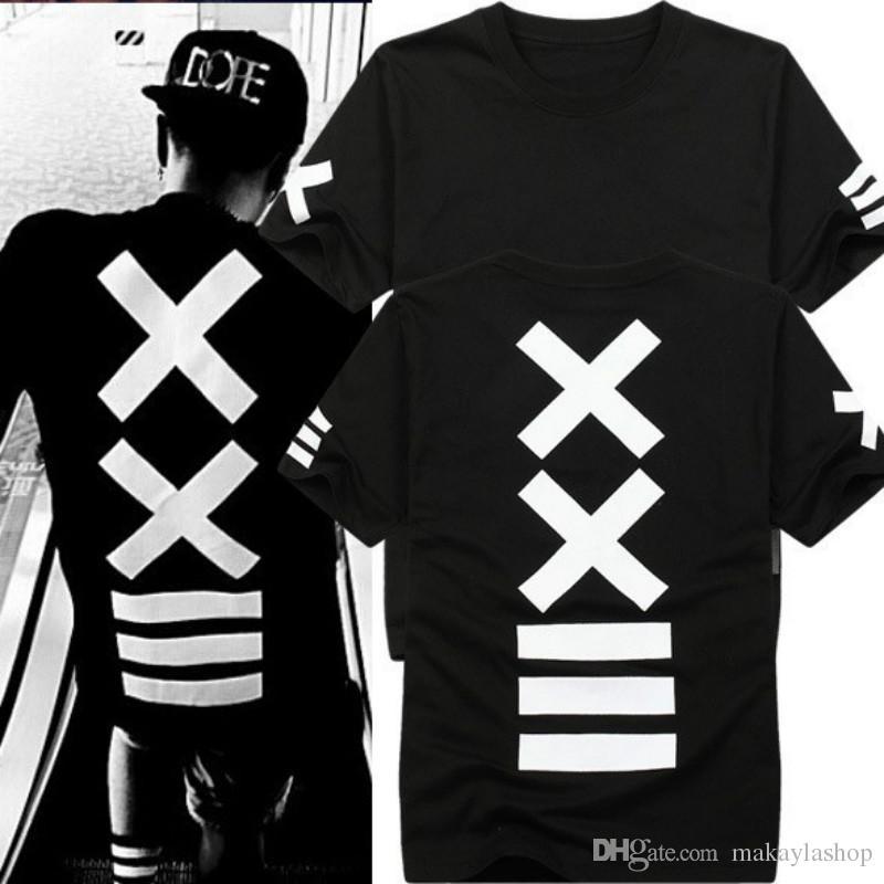남성 t 셔츠 패션 hba 힙합 t 셔츠 남성 metallica 록 티 셔츠 두건 t 셔츠 그래픽 남성용 swag T 셔츠