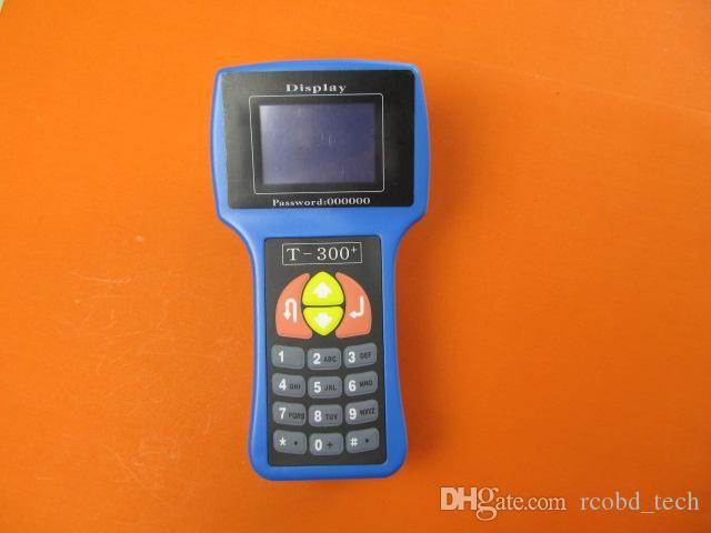 programmeur clé de voiture t300 t-300 + machine de copie de clé automatique pour toutes les voitures meilleure qualité dhl gratuitement
