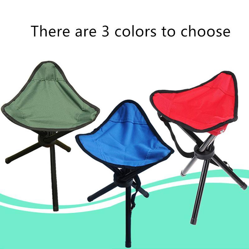 Portable Folding Footstool Plastic Multi Purpose Folding