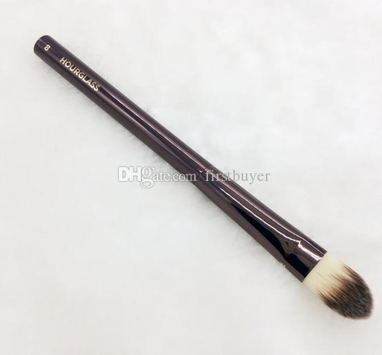 8 # kum saati büyük kapatıcı fırça detay vakfı fırça makyaj fırçası